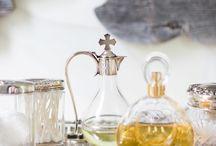 Vintage Fragrance / Bottles Fragrances History