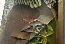 Disorder Murals / Muralism by Disorderline