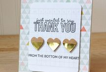 thank yous / by Molly Brown