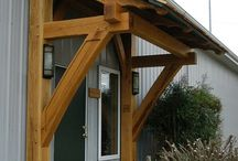 timber frameing ideas