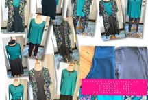 Lularoe | Capsule Collections / Creating outfits for individual styles featuring Lularoe clothing featured at Lularoe Lula Bay Girls in the Boutique by the Bay.  Come check us out: https:/www.facebook.com/lulabaygirls