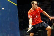BVSPORT | Squash / Grégory Gaultier, Grégoire Marche,...
