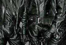 Leather  / by Clandio Zimmermann