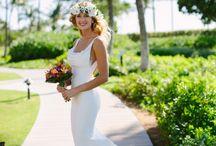 Westin Kaanapali Weddings / A little wedding photo inspiration from weddings held at the Westin Kaanapali in Maui Hawaii