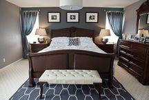Bedroom redo / by Sarah LaDuke