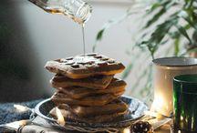 M O R N I N G / Breakfast, second breakfast, elevensies... / by Kendra Valkema