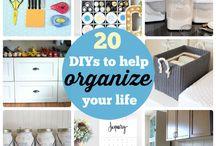 Tárolás - Organize