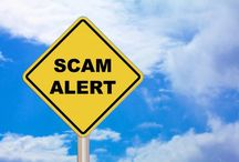 Tips on Scammers and how to avoid them
