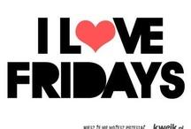 Fridays!  / by Calipso Indumentaria