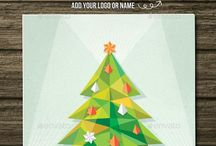 Seasonal design / cards / Wedesign in seasons and holidays