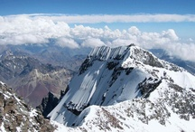 Seven Summits <3 / Mountains and only mountains