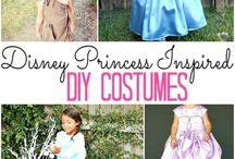 Princess sewing
