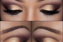 Make Me Up / Glamour/make up/skin tips! / by Darlene Harris