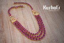 Indian traditionnal jewellery