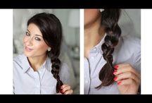 Fun Hair styles / by Hollyann Mesa