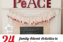 Advent Calendars Galore! / by Yvonne Johnson