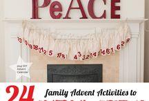 Advent Calendars Galore! / by Yvonne Johnson