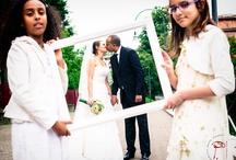 Coloured Weddings! / Una visione dell'amore che accompagna gli sposini nel loro giorno speciale! A vision of love that accompanies the bride and groom on their special day!