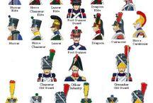 Wars and uniformes