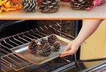 Pinecones Christmas