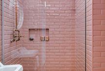 banheiro rosa bebˆwe