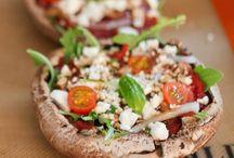 Creative Pizzas