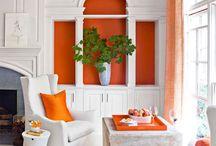 DO&CO Orange / Beautiful Orange, colour, home decor, interior