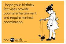 Birthday wishes / by Danielle Rocha