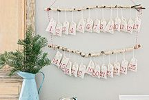 Rustic and Scandinavian Christmas / by Sara Peper