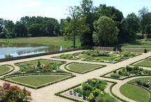Fleurissement en sud Mayenne / Découvrez les différents jardins ouverts à la visite en sud Mayenne.