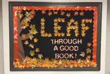 Library- Bulletin Boards