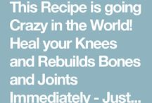 Heal joints