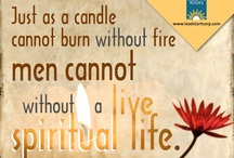 Religion & Spirituality / Discover quotes about Religion & Spirituality