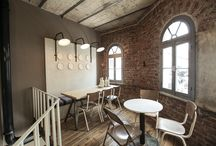 xozeva cafe-meze (thessaloniki 2013) / design: Petros Fragopoulos - Argyro Vlachou  photos: studio8 photos