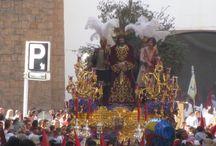 2015 - Prendimiento, Ntra. Sra. del Rosario y San Juan Evangelista. / 2015 - Prendimiento, Ntra. Sra. del Rosario y San Juan Evangelista.