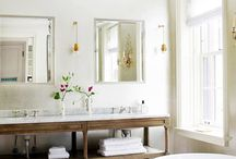 Master Bath / by Scrapping with Liz