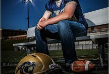 Football Senior Pictures