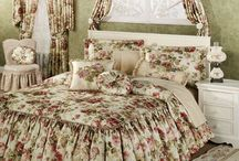 Enchanted Seasons Collection / The gorgeous flowers in the Enchanted Seasons Collection will bloom year round as they beautify your home. Designed by Touch of Class(R), these floral patterns are ever-lovely. / by Touch of Class