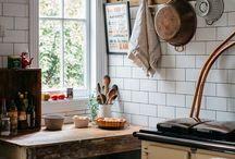 Χρώματα κουζινας