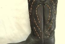Kicks/Cowboy Boots