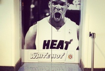 White Hot HEAT / by AmericanAirlines Arena