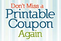 Coupons / by Jenna Bevis