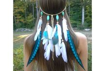 American indian style