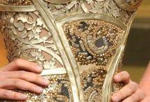 Torso corsets armourplates