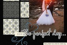 Scrapbook Ideas -Wedding / by Diane Jones