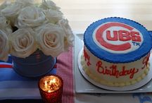 Chicago Cubs Cubbies Birthday Party