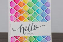 CARDMAKING: ZIG MARKERS / Info & tutorials for using the Zig clean Color real brush markers.