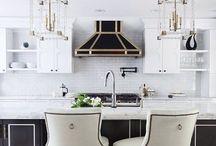Interiors and Kitchens