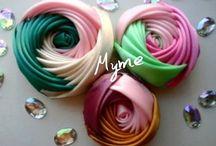 Rosas torbellino