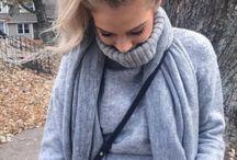 ◤ b u n d l e d  u p ◢ / Warm and cozy fashion to beat the winter blues.
